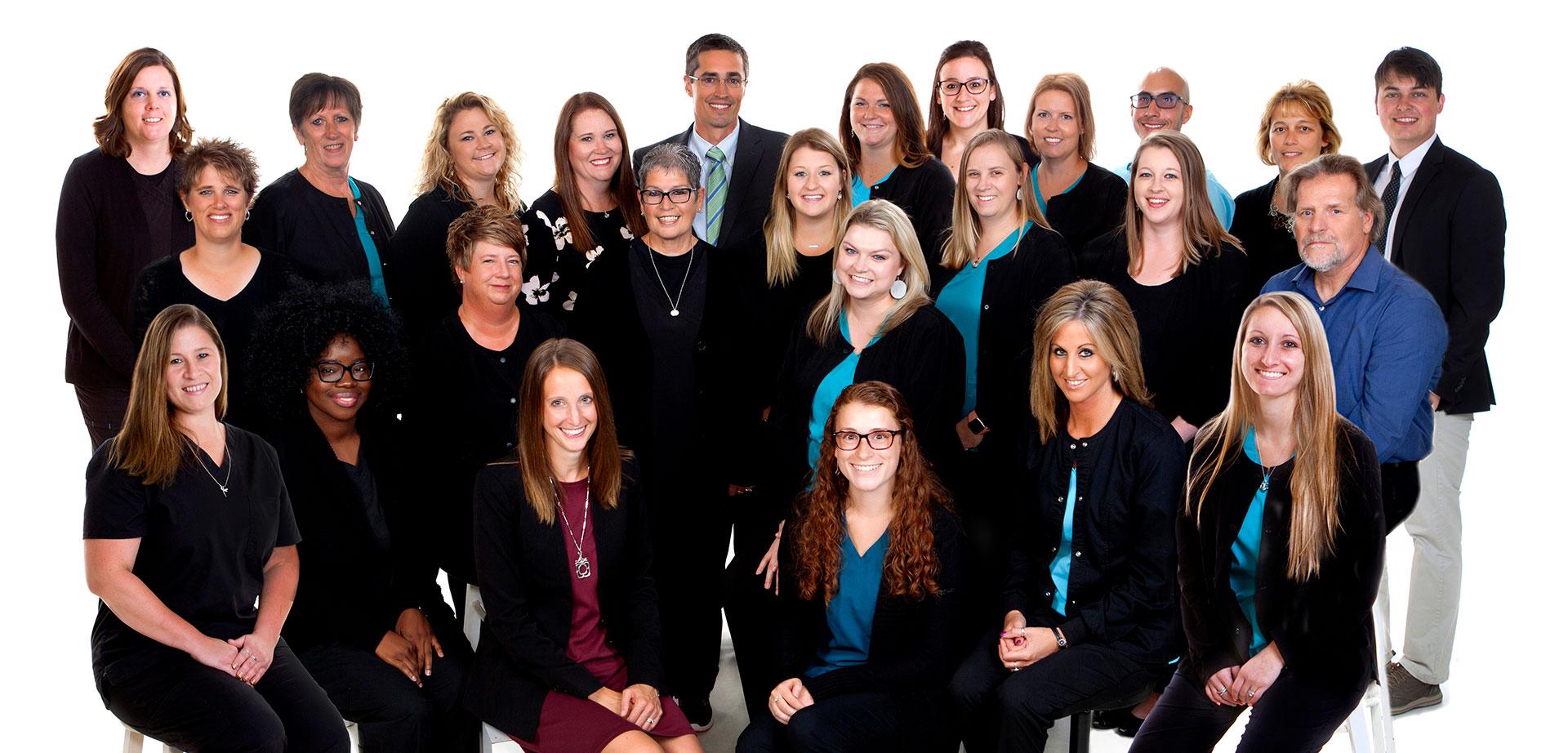 Central Vision Eyecare Staff